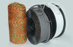Шнур плетеный полипропиленовый 16-прядный ф10мм