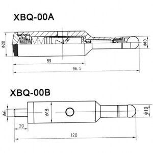 Датчик привязки оптический ТИП 4110 XBQ-00A
