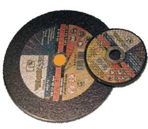 Круг отрезной бакелитовый 14A 115x6x33