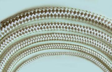 Шнур плетеный полиамидный 16-прядный ф8мм