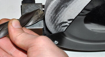 Как заточить сверло по металлу своими руками